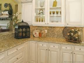 Antique Off White Kitchen Cabinets pictures of kitchens traditional off white antique kitchens