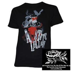 Tshirt A Static Lullaby a static lullaby merchnow your favorite band merch