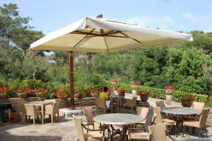 Large Patio Umbrella Italian Patio Umbrellas