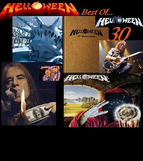 haloween torrent helloween best of helloween 30th compilation 2016