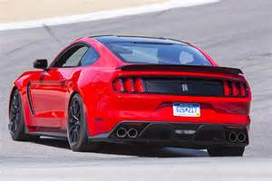 ford and mustang 2016 ford shelby gt350 mustang test review