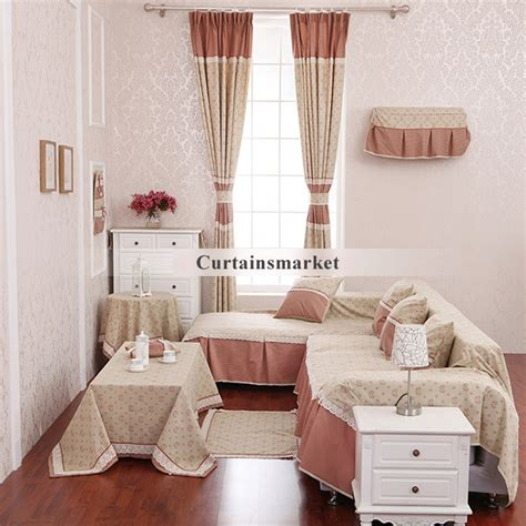 teen girl curtains poly and cotton blended lace teen girl curtains
