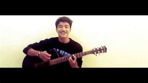 tutorial gitar mine petra sihombing petra sihombing mine cover by dai youtube