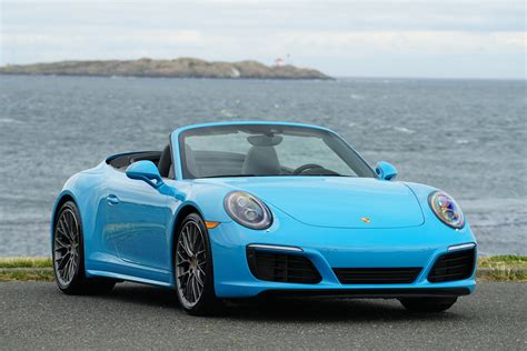 Porsche 911 Carrera 4s Convertible For Sale by 2017 Porsche 911 Carrera 4s Cabriolet For Sale Silver