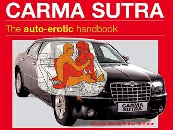 libro las posturas clave en libro ilustra las posiciones sexuales que se pueden practicar dentro de un carro oxigeno fm