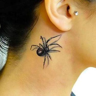 spider tattoo behind ear meaning sweet lizard tattoo idea