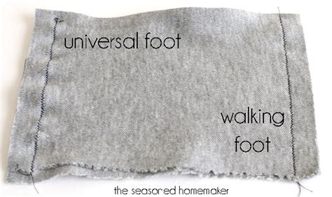 How To Use A Quilting Foot On A Sewing Machine by How To Use A Sewing Machine Walking Foot