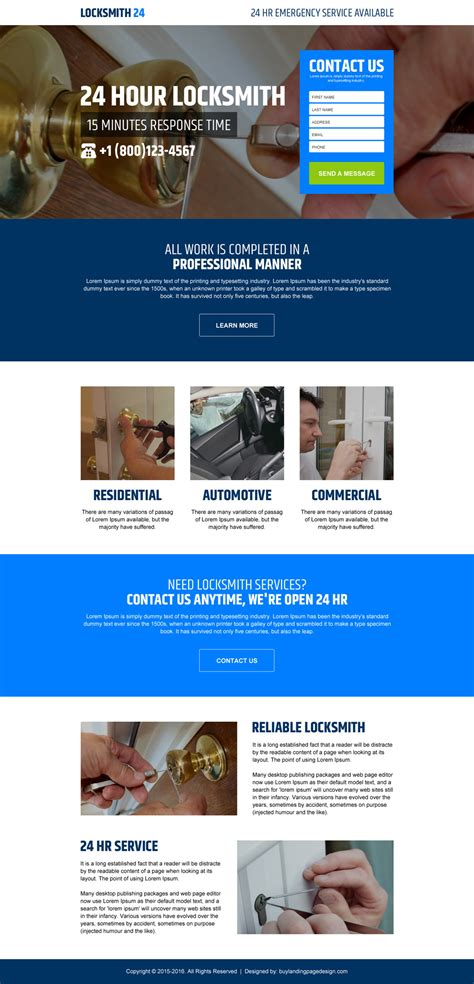 Best Landing Page Design Templates For Conversion And Sales Best Landing Page Templates