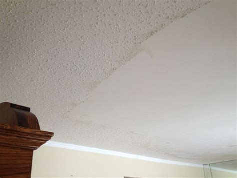 Removing Ceiling by Removing Popcorn Ceilings With Pictures