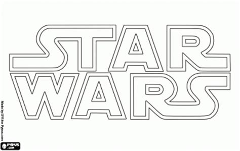 coloring pages star wars logo star wars logo coloring page birthday party ideas