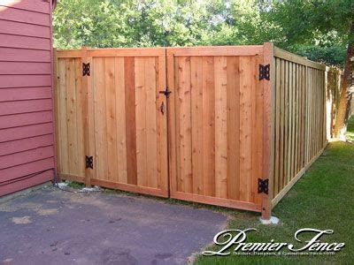 how to build a double swing gate 25 best ideas about wood fence gates on pinterest