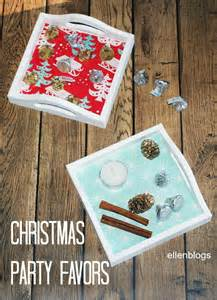 christmas party favors to make