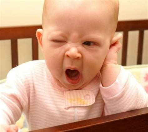 yawning images these 20 babies yawning will make you want to yawn