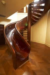 How To Slide Down The Stairs by 10 Awesome Stairs With Slides 171 Twistedsifter