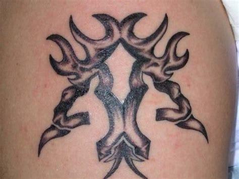 Tattoo On Pinterest Hunting Tattoos Fishing Tattoos And Camo Browning Symbol Tattoos