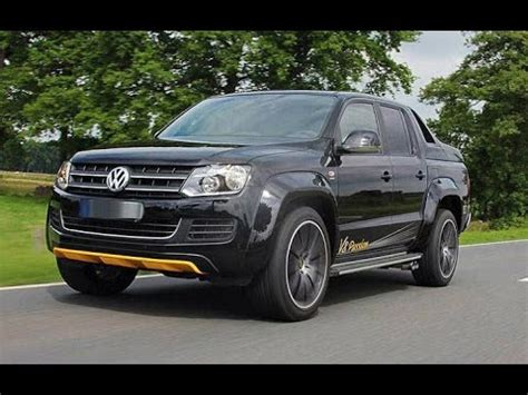 new 2018 volkswagen amarok full review youtube