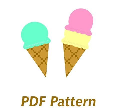 Ice Cream Cone Template Pdf Svoboda2 Com Snow Cone Business Plan Template