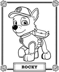 free printable paw patrol coloring pages paw patrol coloring pages coloring home