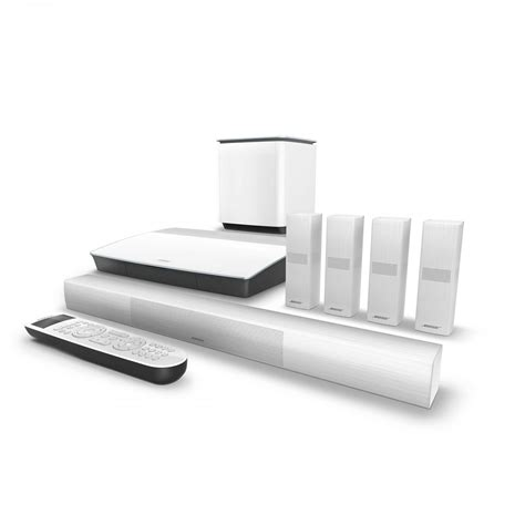 home lifestyle bose 174 lifestyle 174 650 home cinema system