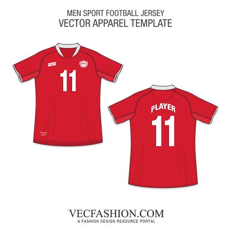 football jersey design vector shirts t shirts vecfashion