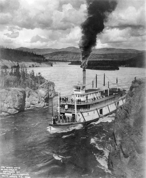 usa early 1900 to 1060 3 file 1920 steamboat on the yukon river jpg