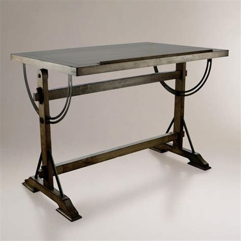 World Market Drafting Table 1000 Images About Drafting Table On Industrial Glasses And 1920s