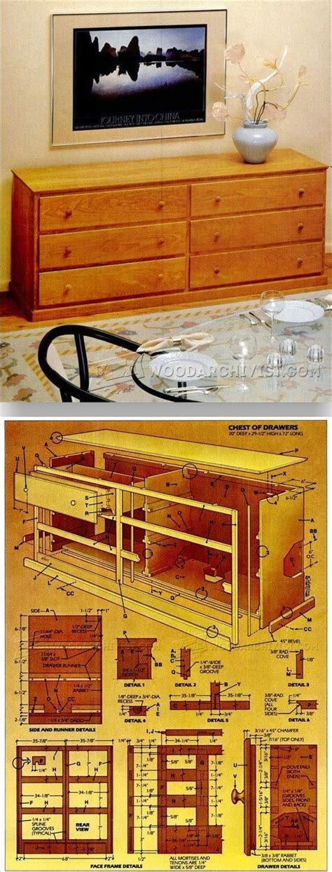 cherry chest of drawers plans cherry chest of drawers plans furniture plans and