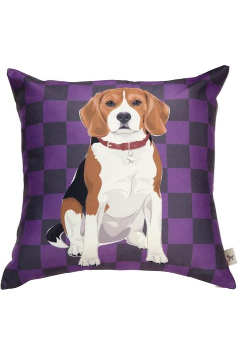 Beagle Pillow dogolove beagle pillow from california by dogo