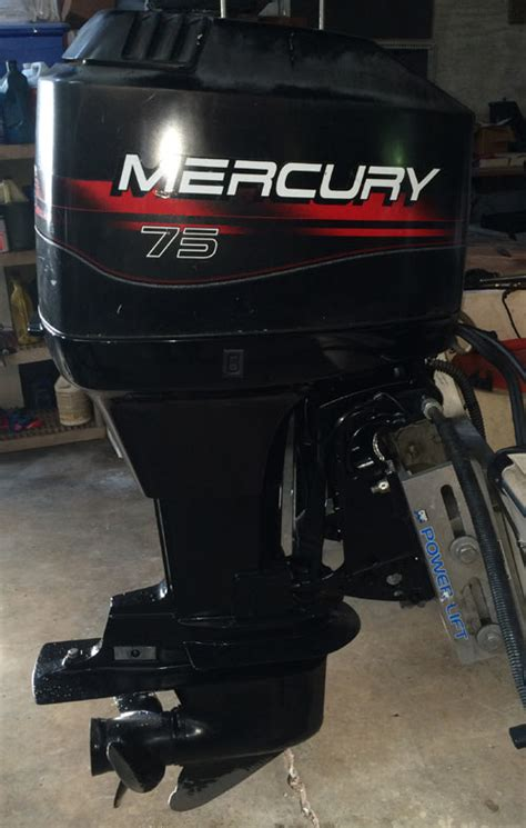 75 hp boat motor for sale 90 hp mercury outboard boat motor for sale