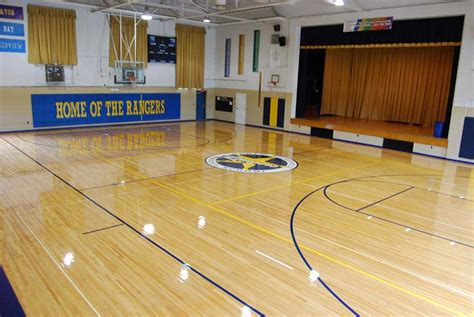 north ridgeville middle school williams sports flooring photo gallery