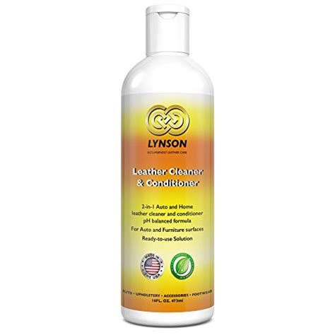 best leather couch cleaner and conditioner 51 off lynson leather cleaner and conditioner eco