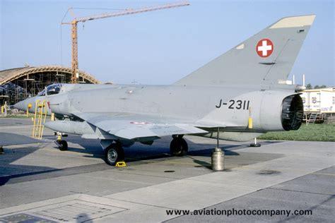 Swiss Army S 3189 the aviation photo company switzerland swiss air dassault mirage 3s j 2311 1987
