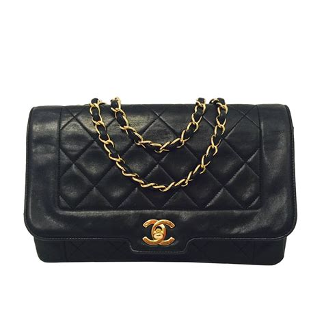 Chanel Pouch Series 09nc1120 vintage chanel black single flap quilted bag with burgundy interior 1 series at 1stdibs