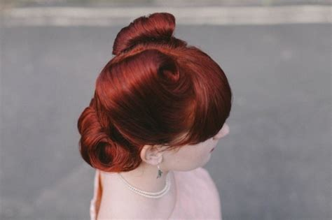 Vintage Wedding Hair Sheffield by 43 Best 1940 S Images On Retro Fashion