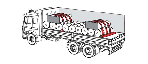 file diagram of truck loaded with paper rolls jpg