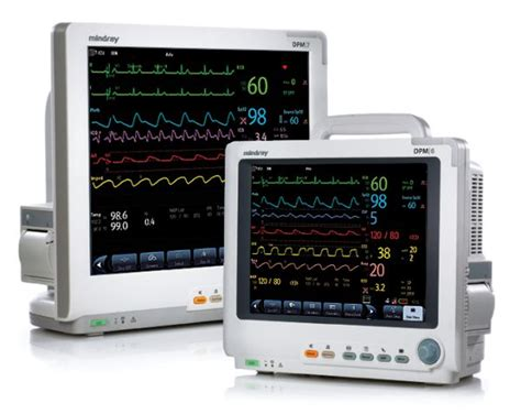 Monitor Mindray used mindray dpm 6 dpm 7 patient monitor for sale