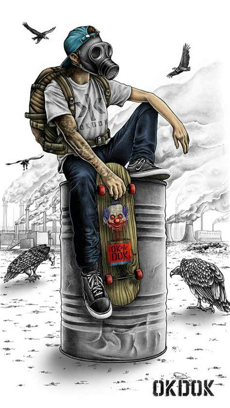graffiti skater graffiti tapete kunst tapete gaming