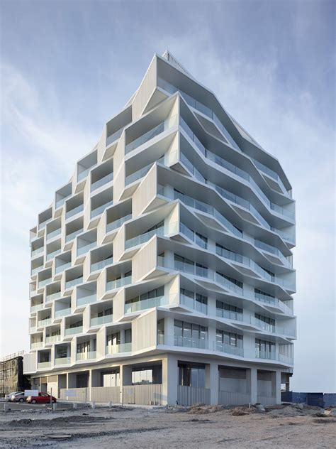 architectural design new apartment buildings dyeji costa lopes archdaily