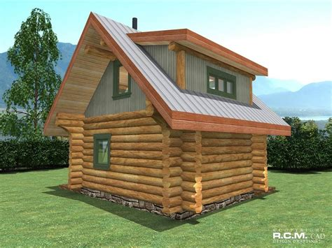 500 sq ft cabin 500 square feet and less r c m cad design drafting ltd