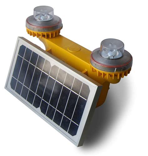 Solar Low Intensity Double Obstruction Light Solar Obstruction Light