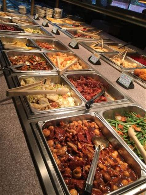 Best Chinese Buffet Food In Tampa