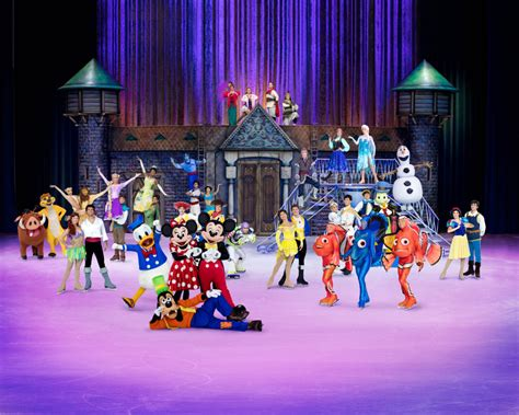 Family Disney On Ice100 Years Of Magic a magical family reunion disney on 100 years of