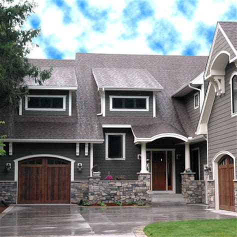 exterior house colors with brown roof design pictures remodel decor and ideas page 3