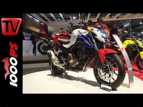 Motorrad A2 Dauer by Video 2015 Honda Cb500f Test A2 48ps Einsteiger