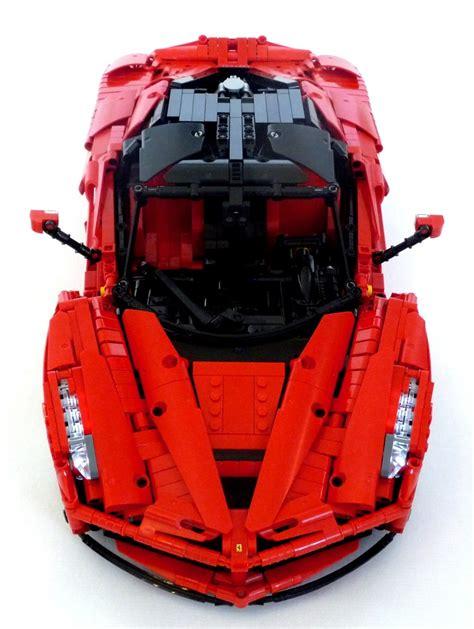 Lego Ferrari by Ferrari Laferrari Ferrari Ferrari The Lego Car Blog