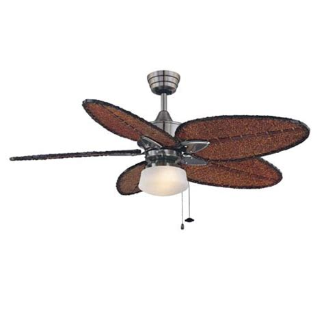 bamboo ceiling fans with lights bamboo ceiling fans with lights minka aire f580 vr bb 52