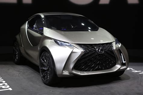 first lexus lexus lf sa concept first look motor trend