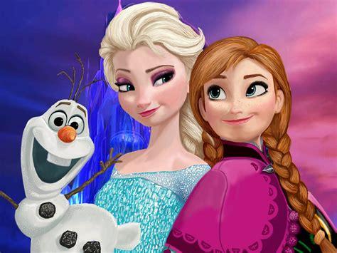 frozen wallpaper b m أجمل الخلفيات لفيلم frozen ملكة الثلج كل يوم صورة ثقافية