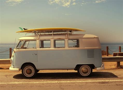 old volkswagen hippie van pinterest