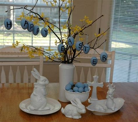 Dollar Store Decorations by Easter Decor Ideas From The Dollar Store The